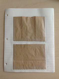 Brown paper bags mak