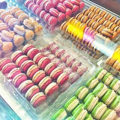 You're not a Parisian without having tasted Pierre Herme macarons # Pierre Herme Boutique.