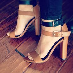 Zara heels. Veryy sexy!