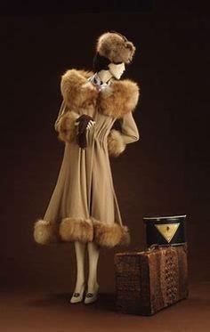 Image result for 1930's furs
