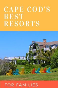 For the best family vacations to Martha's Vineyard, Nantucket, and Cape Cod, check out the Luxe Recess photo reviews.