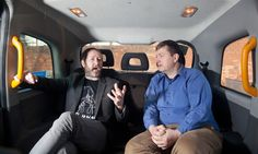 War on wheels: an Uber driver and a black-cab driver debate London's taxi trade   Technology   The Guardian