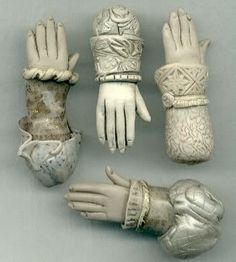 ivory hands...