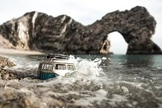 Exploring the World with Kim #Leuenberger and Her Tiny #Cars