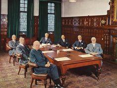 The Fairfield Boardroom circa 1960