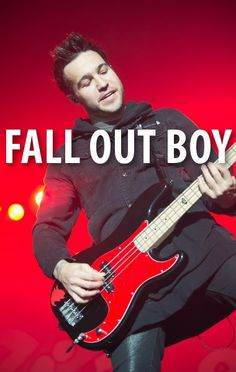 Fall Out Boy performed live on the Today Show. http://www.recapo.com/today-show/today-show-concerts/today-fall-boy-performance-matt-lauer-wears-short-suit/