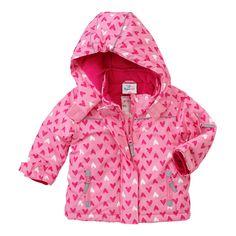 Baby Schneejacke #babymode #babyclothes #babygirl