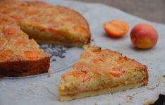 Sárgabarackos frangipán - sült mandulakrémes pite Cornbread, Ethnic Recipes, Food, Millet Bread, Essen, Meals, Yemek, Corn Bread, Eten