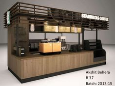 airport coffee kiosk - Google Search