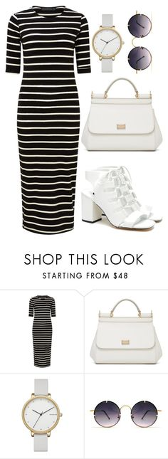 """""""Alexis"""" by omgitskaylapope on Polyvore featuring Sugarhill Boutique, Dolce&Gabbana, Skagen, Spitfire and Senso"""