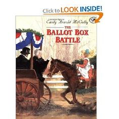 Possible Unit study closer to the election http://www.homeschoolshare.com/unit_ballot_box_battle.php