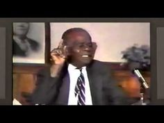 Dr. John Henrik Clarke - The Legacy of Marcus Garvey