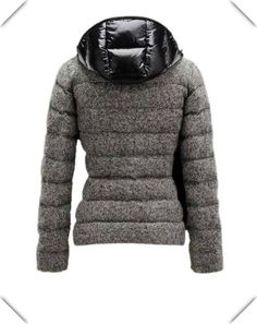 grey moncler jacket womens