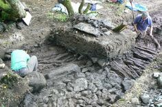 The Archaeology News Network: Remains of iron age 'loch village' found in Scotland