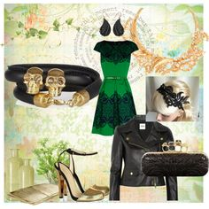 Dangerously Ladylike, created by jsorensen80 on Polyvore