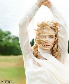 Cate Blanchett for Porter Magazine, December 2014