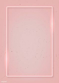 Rectangle pink neon frame on a pink background vector Pink Neon Wallpaper, Framed Wallpaper, Iphone Background Wallpaper, Colorful Wallpaper, Aesthetic Iphone Wallpaper, Aesthetic Wallpapers, Wallpaper Wallpapers, Girl Wallpaper, Iphone Wallpapers