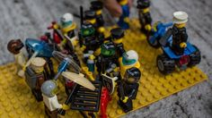 Storyline:  Lego wins first copyright case against China copies: Toymaker Lego has won a landmark case in China against two companies that…
