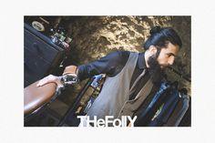 Barber Day at #THeFollY, in collaborazione con Scarpa Barbershop Civicotredici e Campari #TopStore #Fashion