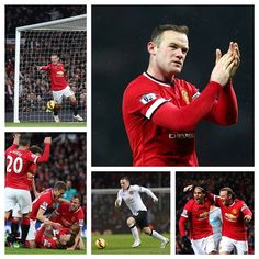December was a top month for and fans have voted him Player of the Month. Well done, Wayne! Manchester United, The Unit, Football, Baseball Cards, Sports, December, Fans, Top, Soccer