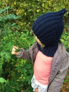Maid Marian, Knitting For Kids, Baby Knitting Patterns, Drops Design, Drops Alpaca, Drops Baby, Baby Barn, Slouchy Hat, Balaclava