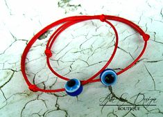 Bracelet Blue for health and good luck