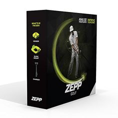 Zepp Golf 3D Swing Analyzer - http://golfforchampions.com/zepp-golf-3d-swing-analyzer/