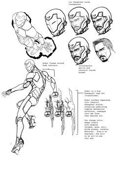 Iron-Man by David Marquez [ Invincible Iron Man ] #ANADM = All New All Different Marvel