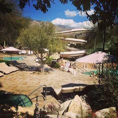 Our 177 foot long wasterslide, SlideWinder   The Westin La Paloma Resort & Spa