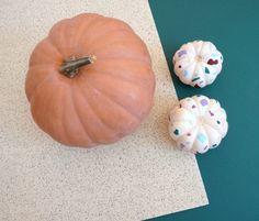 Terrazzo pumpkin sty
