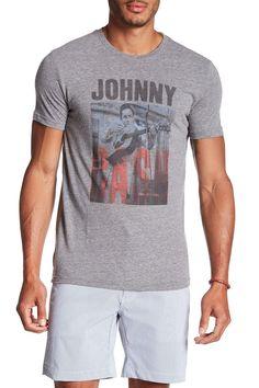 Johnny Cash Short Sleeve Tee