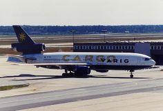 Varig Cargo DC-10 freighter PP-VMT   Flickr - Photo Sharing!