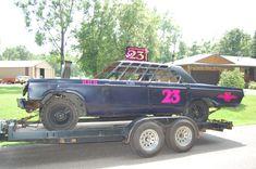 My Demo Derby Car! Demolition Derby Cars, Truck Pulls, Chevy Trucks, Mustang, Monster Trucks, Destruction, Nascar, Tractors, Random Things