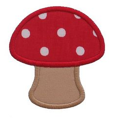 Thissweet and simple mushroom applique includes three sizes – 2 inch, 3 inch, and 4 inch. A version with filled spots is included so you d...