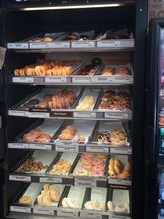 Dunkin' Donuts, May 2017 - Washington, DC Croissant Donut, Blueberry Cake, Chocolate Cream, Eclairs, Calorie Counting, Dunkin Donuts, Truffles, Washington Dc, Vanilla