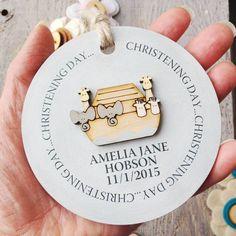 Personalised Christening/Baptism Gift
