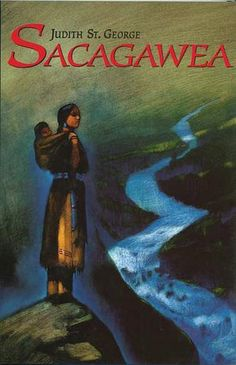 Sacagawea I reread this very biography several times when I was in and grade. A beautiful story about an important Native American woman. This book would pair well with studies about Native Americans or Lewis and Clark. Native American Lessons, Native American Children, Native American History, Native American Literature, Social Studies Projects, 4th Grade Social Studies, Teaching Social Studies, Study History, Women In History