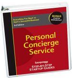 Personal Concierge Service: Step-By-Step Startup Guide