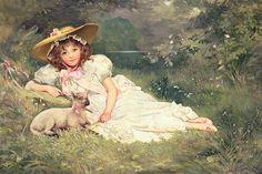 The Little Shepherdess, Arthur Dampier May