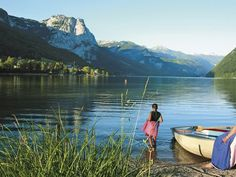 Sommer am Grundlsee, BAD AUSSEE Salzburg, Bad Mitterndorf, Heart Of Europe, Seen, Bratislava, Wonderful Places, Life Is Beautiful, Places To Go, Austria
