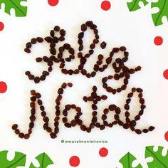 Feliz Natal pra todo mundo! E com muita passa pra quem gosta! 😂 #merrychristmas #foodillustration #foodlettering #uvapassa #feliznatal