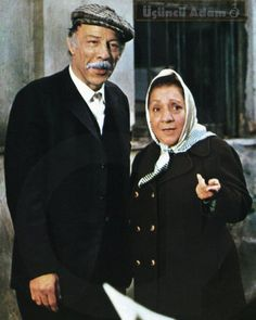 münir özkul & adile naşit I Movie, Movie Stars, Turkish Art, Famous Movies, Turkish Actors, Ombre Hair, Film Photography, Old Photos, Actors & Actresses