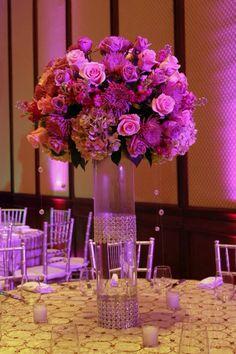 Wedding centerpiece , JW Marriot Buenaventura, Panamá, butterfly events Panamá