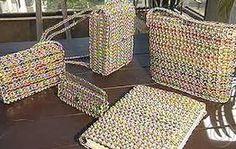 bolsas de latas de refresco - Pesquisa do Google