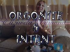 SETTING #INTENT & #ORGONITE - #TIPS FOR WORKING WITH YOUR ORGONITE #spirituality #meditation #crystals #orgone #energy #reiki #promote #love #diy #create