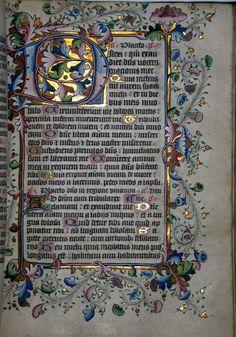 English Language: devotional and religious manuscripts