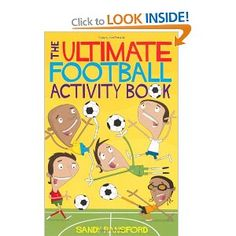The Ultimate Football Activity Book: Football Jokes, Puzzles and Crosswords