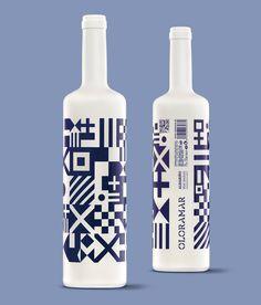 Oloramar, botella de albariño diseñada por Sidecar Design.