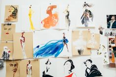 Bil Donovan Talks Making Couture Illustrations for Dior - Coveteur