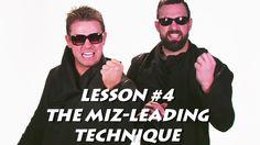 The Miz's School of Performance - Lesson 4